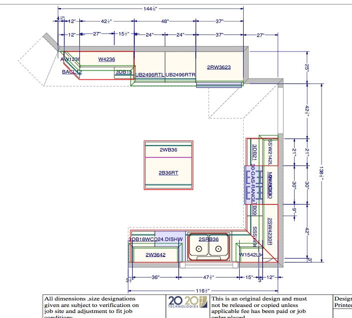 Design services the cabinet store for Site plan rendering software