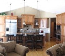 Eden Prairie | Maple Cabinets