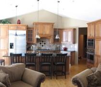 Eden Prairie | Maple Cabinets