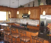 Hasting | Cherry Cabinets
