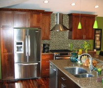 Eagan | Cherry Cabinets