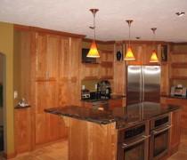 Stillwater | Cherry Cabinets