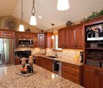 Lakeville | Cherry Cabinets