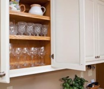 Apple Valley | Refaced Soft Cream Cabinets