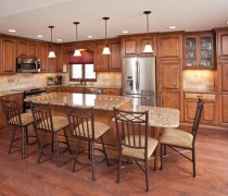 Burnsville | Maple Cabinets