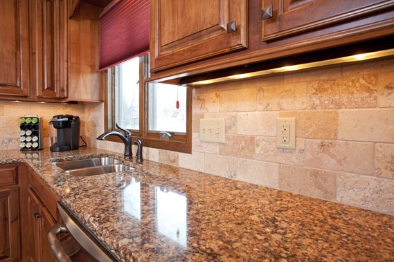 Project Feature Burnsville Kitchen Remodel With The