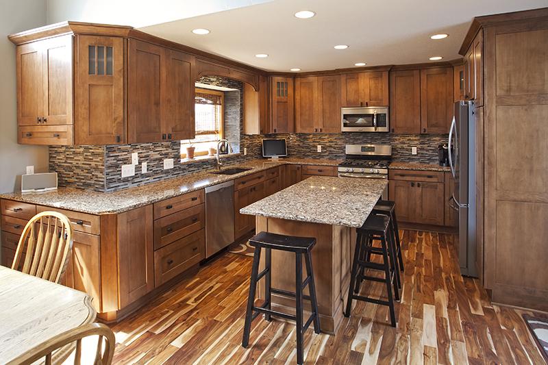 Kitchen Countertop Stores : ... Kitchen Remodel Farmington Kitchen Cabinets and Countertop