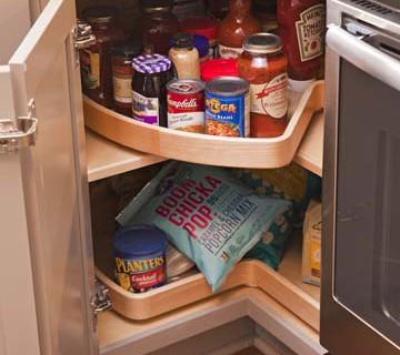 Greige Cabinets Kitchen Remodel MN