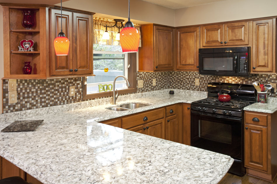 Mn Kitchen Remodel Cabinetry Countertops Apple Valley Kitchen