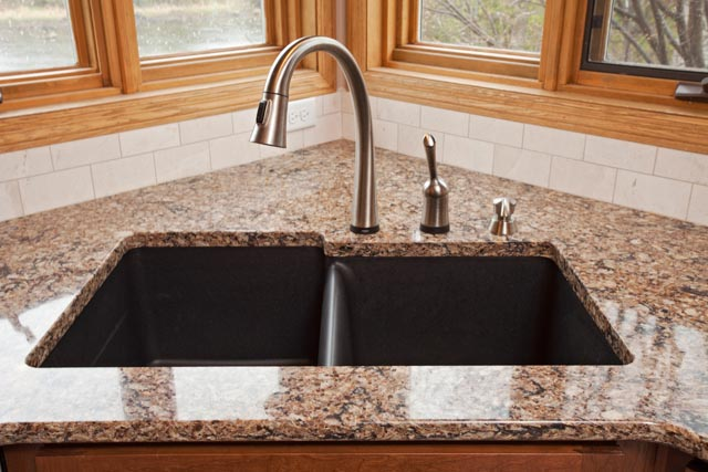 Attractive Last But Not Least, We Installed New Wilsonart HD Countertops And A  Swanstone Sink. With The Remodel Complete, We Checked In With Our  Homeowners And Are ...