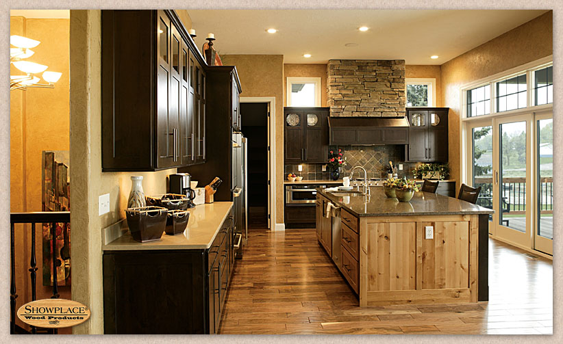 Kitchen Cabinets by Showplace Wood