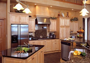 Showplace Wood Kitchen