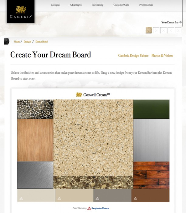 Dream Board Kitchen Design Tool This Online ...