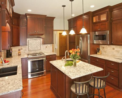 Apple Valley Remodelers Showcase Kitchen Remodel