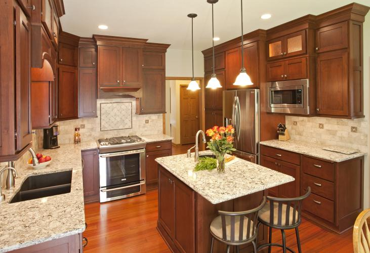 Merveilleux Apple Valley Remodelers Showcase Kitchen Remodel