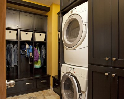 Mudroom Lockers & Cabinetry MN
