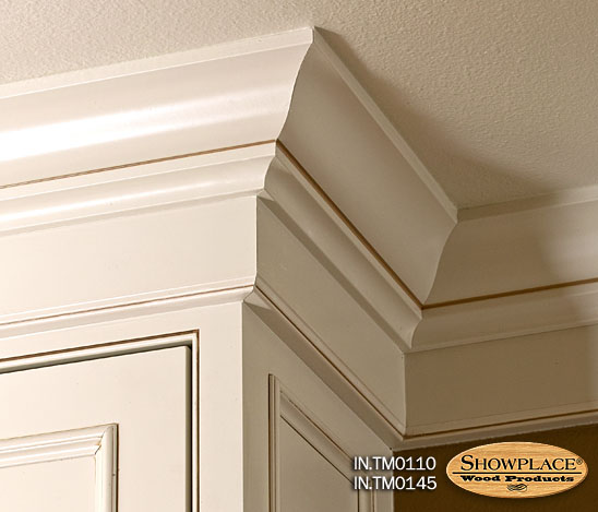 Door Crown Molding Kitchen Cabinet Installation: Making The Most Of Molding