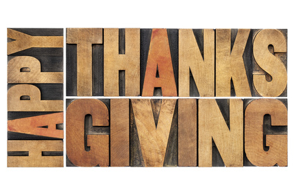 Happy Thanksgiving from The Cabinet Store