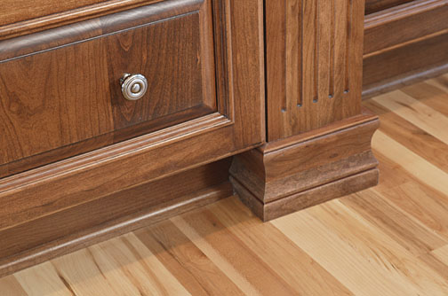 Superb Colonial Base Molding