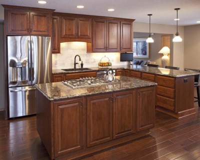 Apple Valley Cabinets Kitchen Remodel