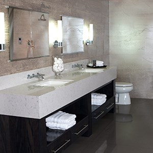 Cambria bathroom countertop Twin Cities MN