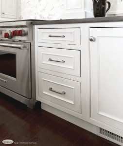 White Cabinets at The Cabinet Store Twin Cities MN