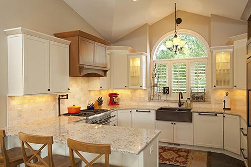 Farmington Kitchen Remodeler | Showplace Cabinets Cambria Countertop