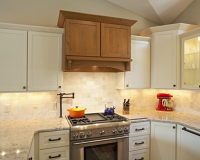 Farmington Kitchen Remodeler | Showplace Cabinets Cambria Countertop