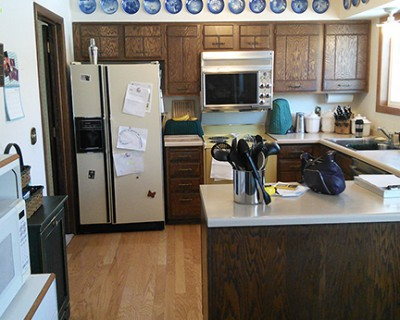 Apple Valley Kitchen Remodel BEFORE