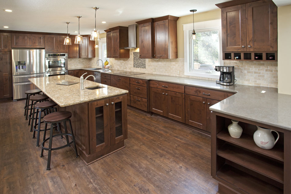 Beau Apple Valley Kitchen Remodel | Cabinetry And Countertops By The Cabinet  Store