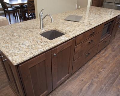 Apple Valley Kitchen Remodel | Cabinetry and Countertops by The Cabinet Store
