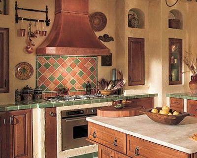 Kitchen Hoods | Image by Showplacewood.com | Showplace Cabinetry Available at The Cabinet Store