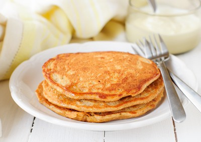 Carrot Pancakes | Healthy Carrot Recipes