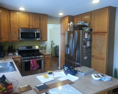 Shakopee Kitchen Remodel - BEFORE
