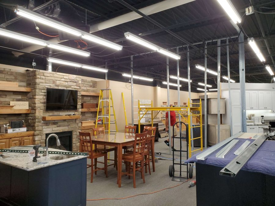 The Cabinet Store Culina Design Studio Progress (1)