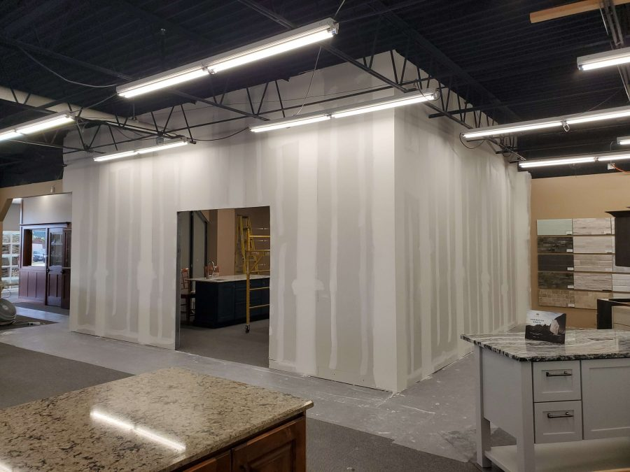 The Cabinet Store Culina Design Studio Progress